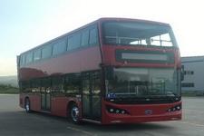 比亚迪牌BYD6100LSEV型纯电动双层城市客车图片