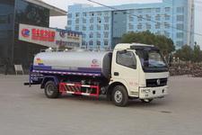 国五东风轻卡绿化喷洒车