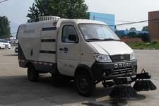 程力CLW5030TSLBEV型纯电动扫路车