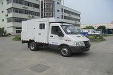 航天牌SJH5043XFY型防疫车图片