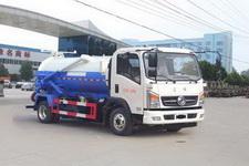 程力威牌CLW5080GXWE5型吸污车