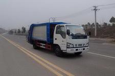 江特牌JDF5070ZYSQ5型压缩式垃圾车