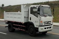 恒润牌HRQ3120ZPH5型自卸汽车