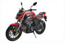 坤豪牌KH350-3A型两轮摩托车图片