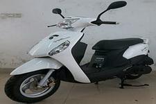 豪达牌HD100T-3G型两轮摩托车图片