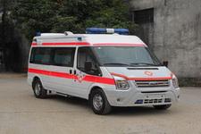 北地牌ND5032XJH-F4型救护车图片