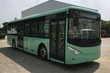 10.5米|23-40座华中纯电动城市客车(WH6100GBEV)