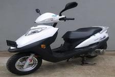 TH125T-10C型台虎牌两轮摩托车图片