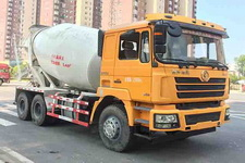 日昕牌HRX5250GJB38DL型混凝土搅拌运输车