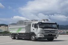 比亚迪牌BYD3250EEFBEV型纯电动自卸车图片