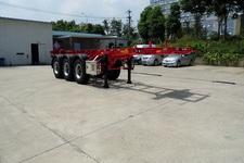 兴扬牌XYZ9402TWYAD型危险品罐箱骨架运输半挂车