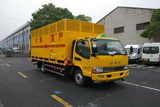 同心牌TX5092XRQ5JH型易燃气体厢式运输车