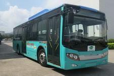 五洲龙牌FDG6105EVG9型纯电动城市客车