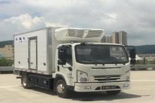 比亚迪牌BYD5070XLCBEV型纯电动冷藏车图片