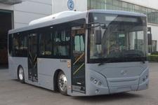 五洲龙牌FDG6851EVG13型纯电动城市客车
