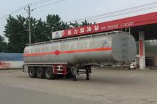 程力威牌CLW9400GLY型沥青运输半挂车