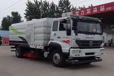 CLW5160TSLZ5型程力威牌扫路车图片