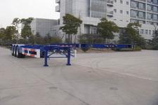 通华14米35.4吨3轴集装箱运输半挂车(THT9405TJZA)