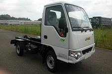 海特牌SHT5030ZXX型车厢可卸式垃圾车