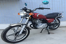 新本牌XB125-9型两轮摩托车图片