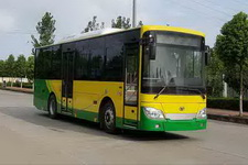 宏远牌KMT6100GBEV型纯电动城市客车