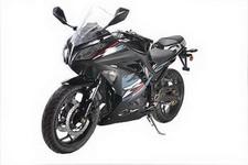 坤豪牌KH350-2A型两轮摩托车图片
