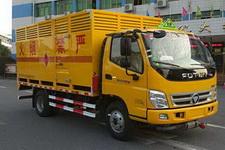 同心牌TX5082XRQ5FT型易燃气体厢式运输车