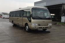 8米|24-33座中植汽车纯电动客车(CDL6800LRBEV)