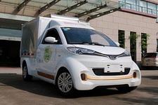 智骐牌WXS5022XLCBEV型纯电动厢式冷藏车