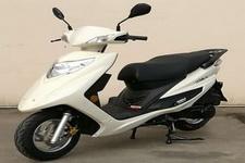 天鹰牌TY125T-J型两轮摩托车图片