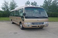 8米|24-35座上饶纯电动客车(SR6800BEV)