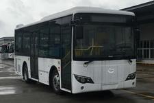 8.5米|10-30座开沃混合动力城市客车(NJL6859HEVN1)