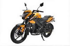 坤豪牌KH150-3B型两轮摩托车图片