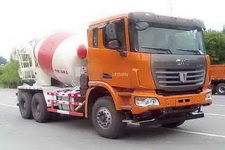 日昕牌HRX5250GJB38LH型混凝土搅拌运输车