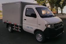 长帆汽车牌CFX5021XXYEVA3型纯电动厢式运输车图片