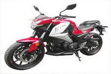 坤豪牌KH350-A型两轮摩托车图片