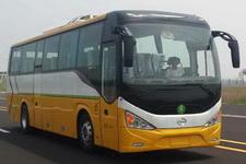 五洲龙牌FDG6112EV6型纯电动客车