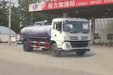 程力威牌CLW5160GXEE5型吸粪车