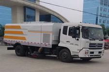CLW5162TSLD5型程力威牌扫路车图片