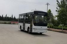 宏远牌KMT6800GBEV型纯电动城市客车