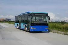 宏远牌KMT6109GBEV2型纯电动城市客车