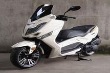 乐士牌LS150T-8C型两轮摩托车图片