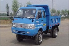 WL2810PD12A型五征牌自卸低速货车图片