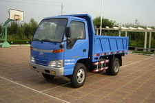 WL4010D1A型五征牌自卸低速货车图片