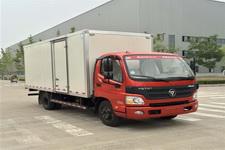 福田欧马可国四单桥厢式运输车150马力5吨以下(BJ5049V8BD6-FA)