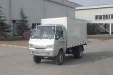 北京牌BJ2310X10型厢式低速货车图片