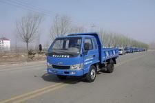 WL1710PD15型五征牌自卸低速货车图片
