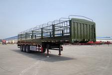 通亚达牌CTY9400CCY1型仓栅式运输半挂车图片