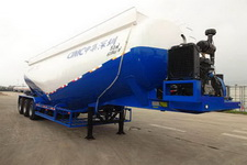 中集牌ZJV9409GFLSZ型低密度粉粒物料运输半挂车图片