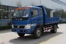 WL4020PD8型五征牌自卸低速货车图片
